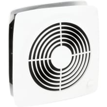 180 CFM 4.5 Sone Wall Mounted HVI Certified Room to Room Utility Fan