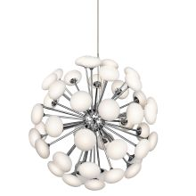 Elan Kotton Chandelier
