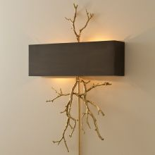Global Views Twig 2 Light Sconce