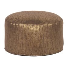 Howard Elliott Glam Foot Pouf Ottoman