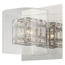 1 Light Wall Sconce from the Jewel Box Collection