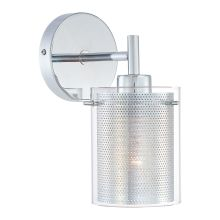 1 Light Wall Sconce from the Grid II Collection