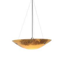 LBL Lighting Veneto Grande Pendant Amber 250W
