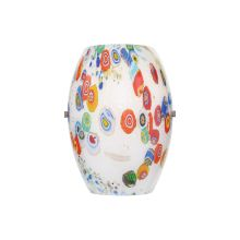 LBL Lighting Monty Wall Opal 60W