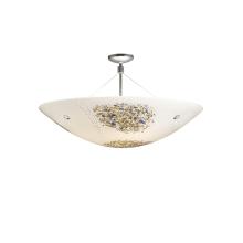 LBL Lighting Veneto Venti Semi-Flush Opal 100W