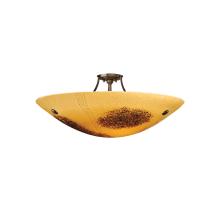LBL Lighting Veneto Venti Semi-Flush Amber 26W