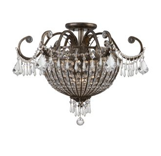 Crystorama Lighting Group 5167-CL-MWP