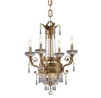 Crystorama Lighting Group 5154-CL-MWP