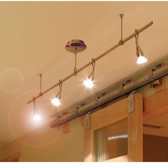 LBL Lighting Straight Rail Monorail System Kit