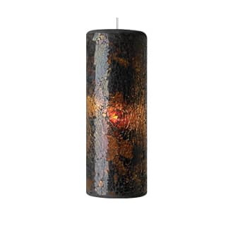 Tech Lighting Veil Pendant-Brown