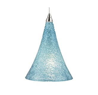 Tech Lighting Sugar Pendant-Aqua