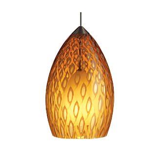 Tech Lighting Firebird Pendant-Owl