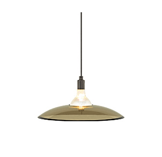 Tech Lighting Diz Pendant-Havana Brown