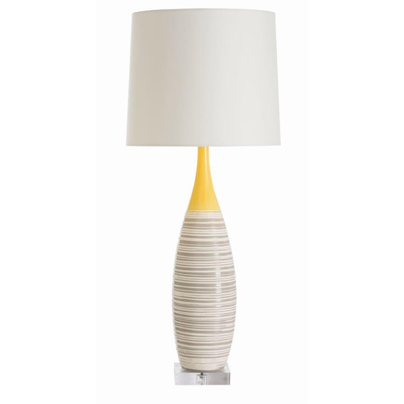 "Arteriors 12042-243 Fife 1 Light 34"" Tall Table Lamp with Socket"