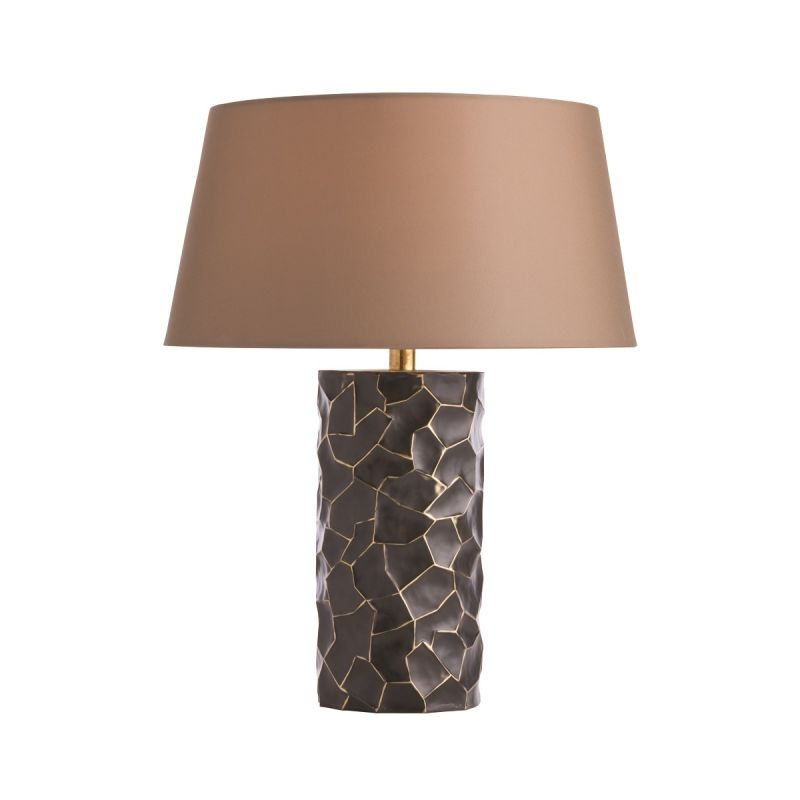 "Arteriors 12644-279 Rudd Single Light 22"" Tall Table Lamp with Taupe"