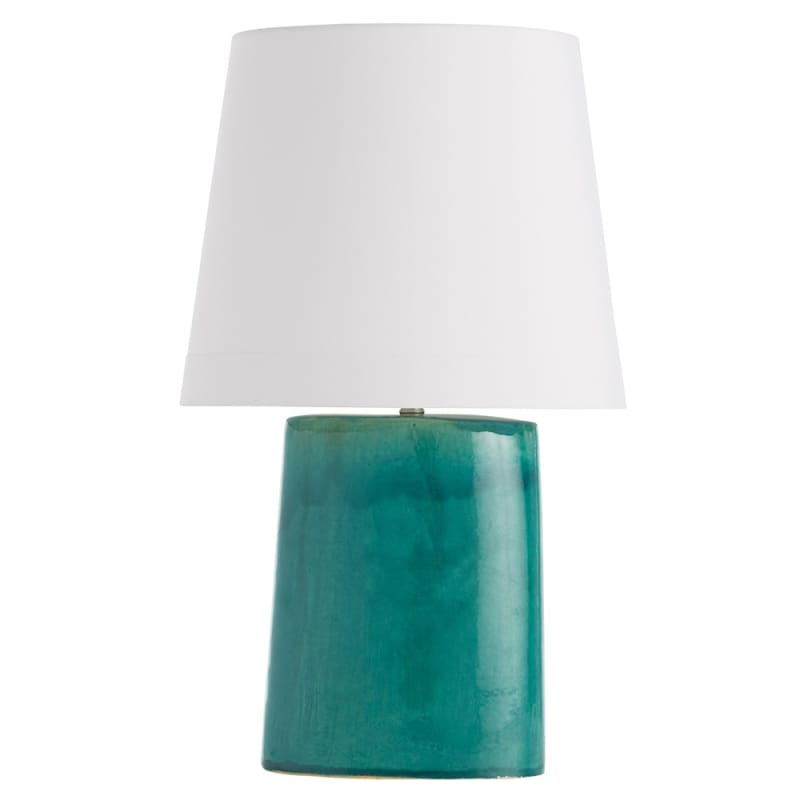 "Arteriors 15425-231 Edie 1 Light 31"" Tall Table Lamp with Socket"