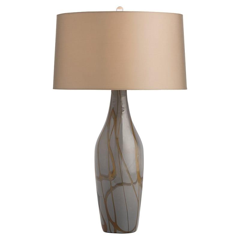 "Arteriors 17110-619 Overton 1 Light 28"" Tall Table Lamp with Socket"
