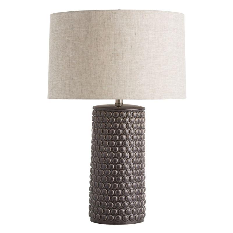 "Arteriors 17716-514 Paula 1 Light 27.5"" Tall Table Lamp with Socket"