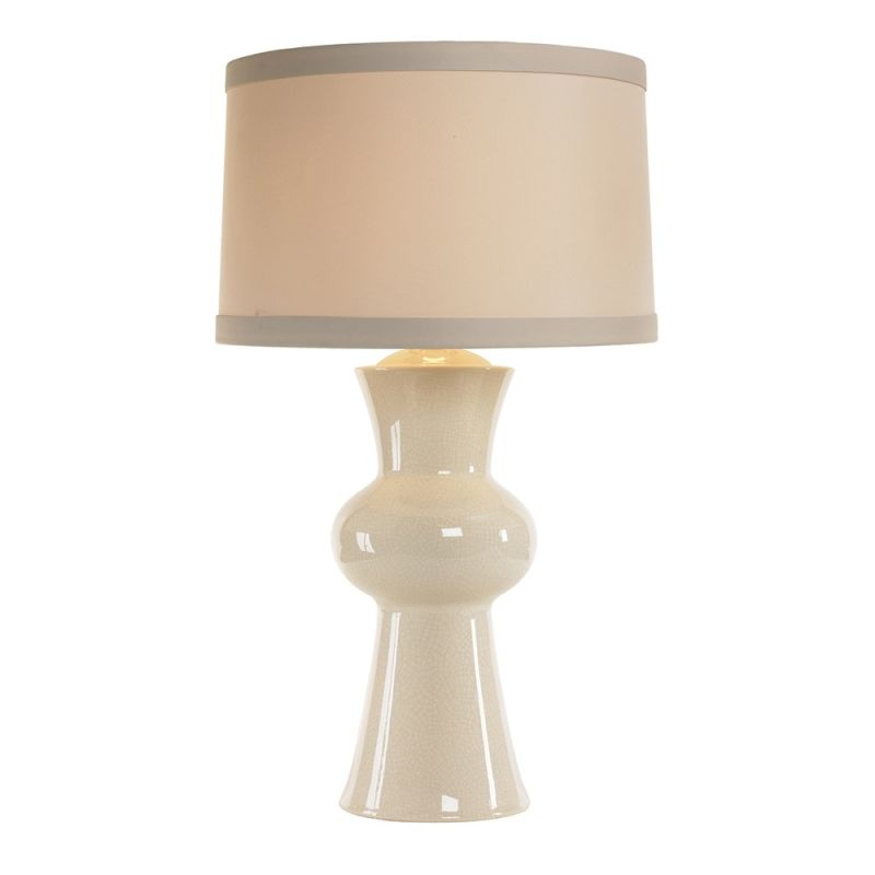 "Arteriors 17932-794 Gordon 1 Light 28"" Tall Table Lamp with Socket"