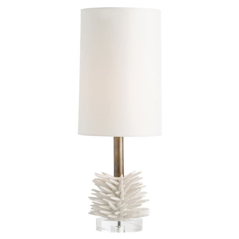 "Arteriors 17998-908 Lana 1 Light 26"" Tall Table Lamp with Socket"