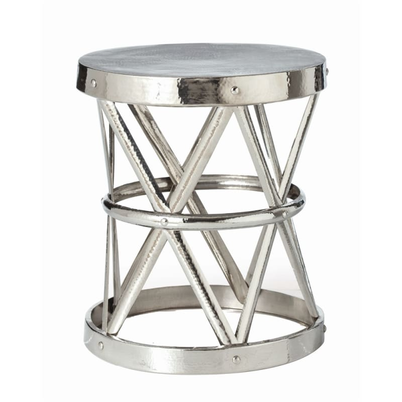 Arteriors 2685.6777 Costello 21.5 Inch Diameter Iron End Table