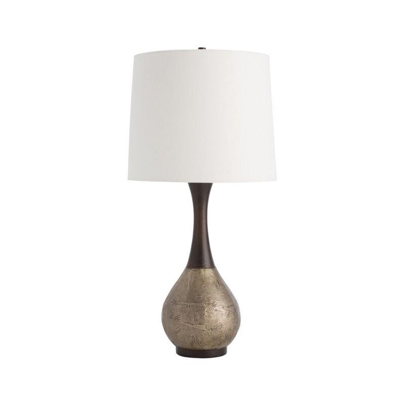 "Arteriors 42007-624 Shane Single Light 29"" Tall Table Lamp with Sale $576.00 ITEM#: 2962022 MODEL# :42007-624 UPC#: 796505261175 :"