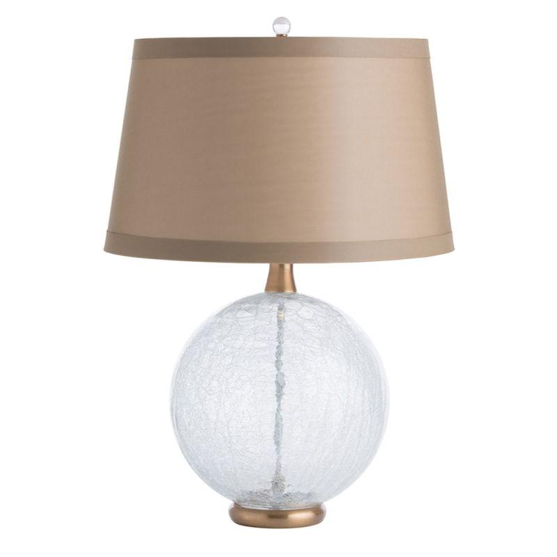 "Arteriors 42128-819 Tova 1 Light 26"" Tall Table Lamp with Socket"