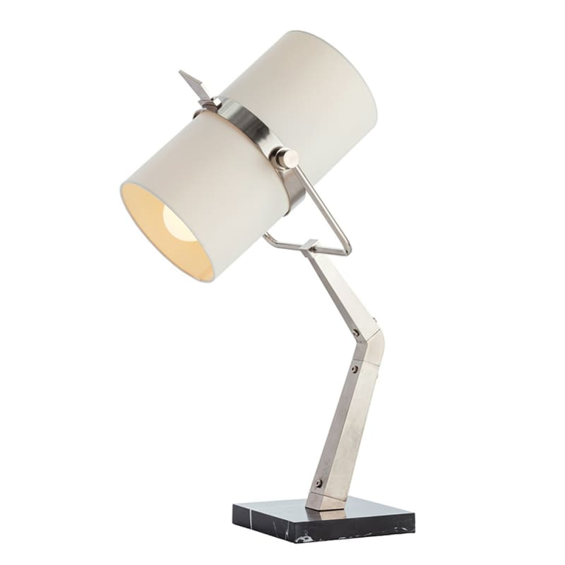 """Arteriors 49030 Juniper 2 Light 28.5"""" Tall Table Lamp with In Line"""