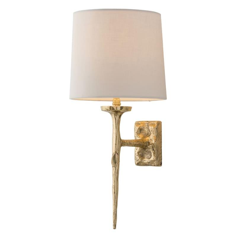 """Arteriors 49701-362 Franz 21"""" Tall 1 Light Wall Sconce Matte Brass"""