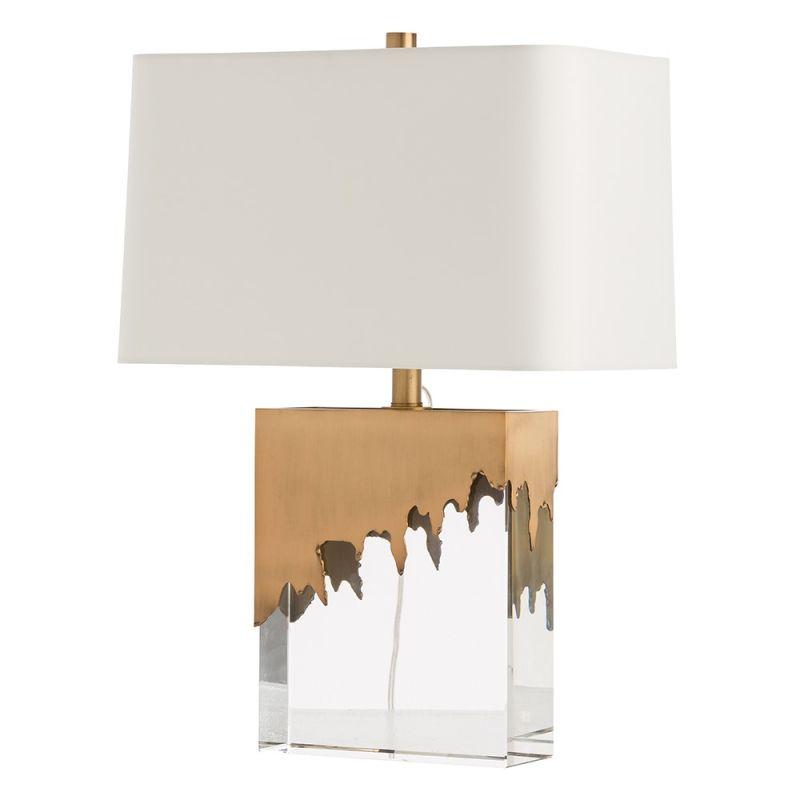 "Arteriors 49710-665 Frye 1 Light 23.5"" Tall Table Lamp with Socket"