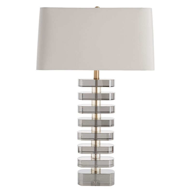 "Arteriors 49711-682 Ferris 1 Light 28.5"" Tall Table Lamp with Socket"