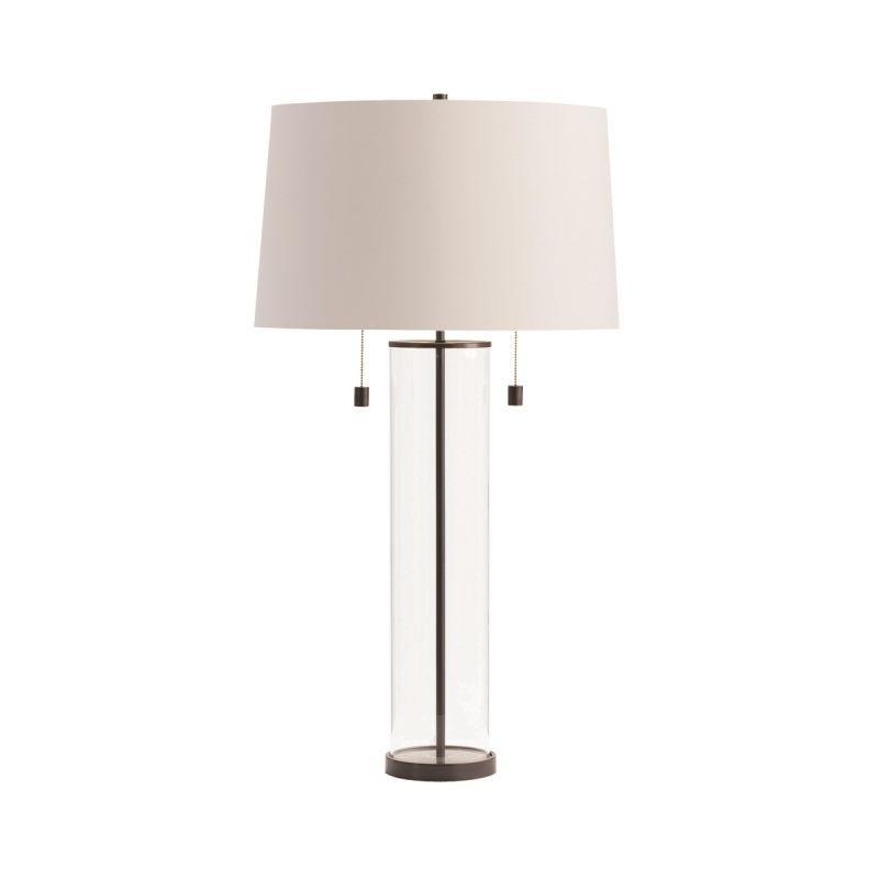 "Arteriors 49878-556 Savannah Single Light 40"" Tall Table Lamp with Ash Sale $576.00 ITEM#: 2962066 MODEL# :49878-556 UPC#: 796505282156 :"
