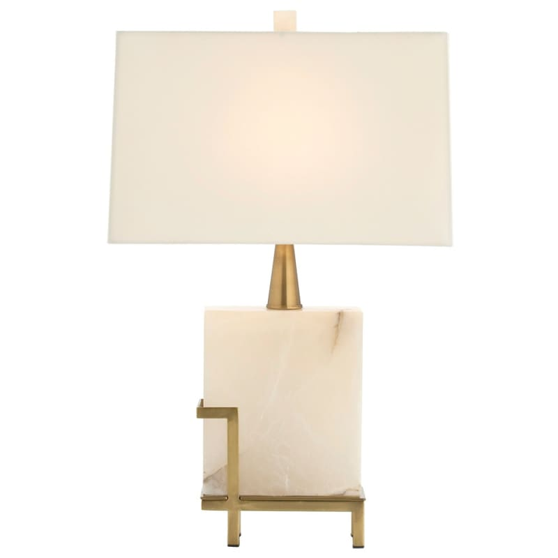 "Arteriors 49931-511 Herst 1 Light 23"" Tall Table Lamp with Socket"