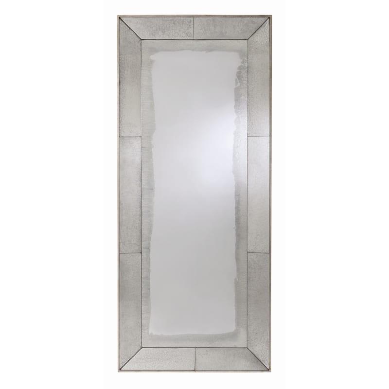 Arteriors 6816 Vera 81 Inch x 35 Inch Rectangular Iron Framed Mirror