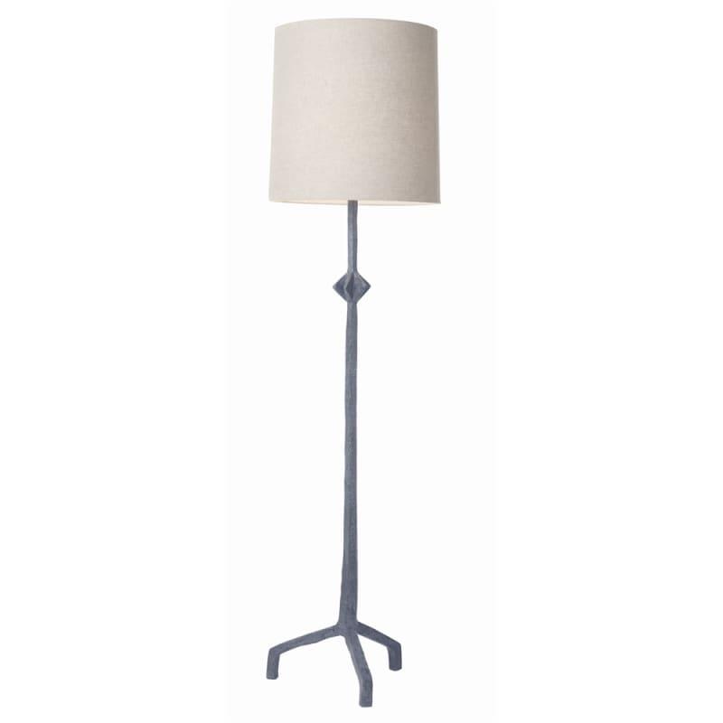 "Arteriors 73103-640 Barnum 1 Light 61"" Tall Floor Lamp with Socket"