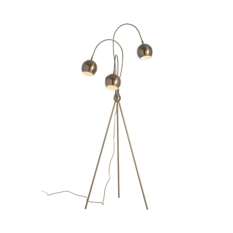 "Arteriors Wade Standing 790 Wade 3 Light 69"" Tall Tripod Floor Lamp"