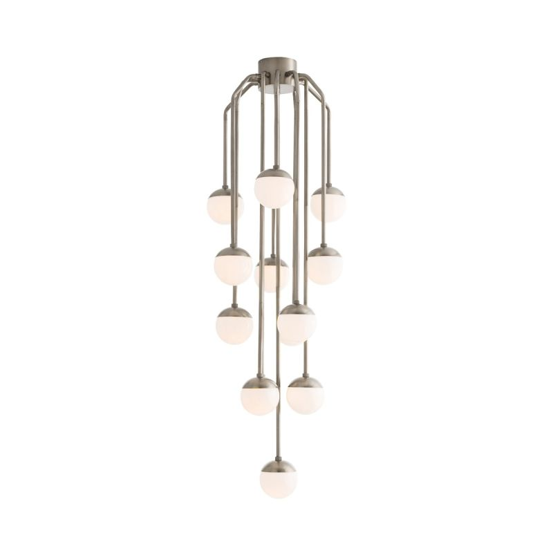 "Arteriors Vincent Fixed 890 Vincent 13 Light 25"" Wide Multi Light"