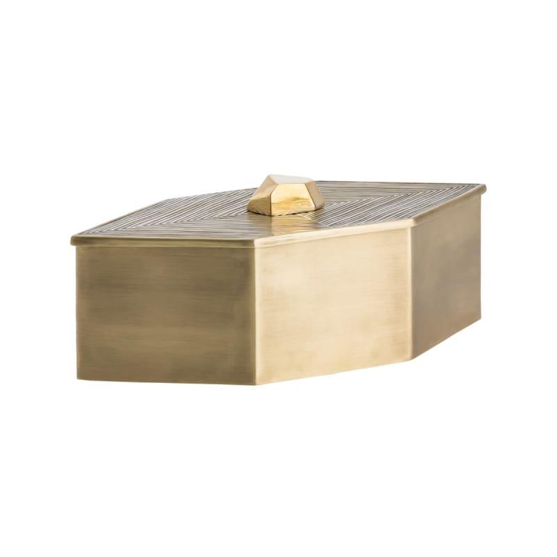 "Arteriors DJ2015 Duval 14"" Wide Brass Decorative Tray Antique Brass Sale $600.00 ITEM#: 2967087 MODEL# :DJ2015 UPC#: 796505252982 :"