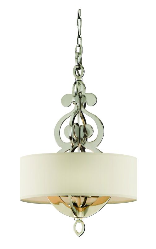 Corbett Lighting 102-44 Four Light Hanging Pendant From The Olivia