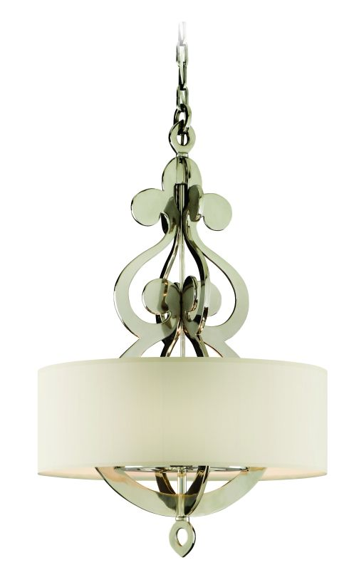 Corbett Lighting 102-46 Eight Light Hanging Pendant From The Olivia
