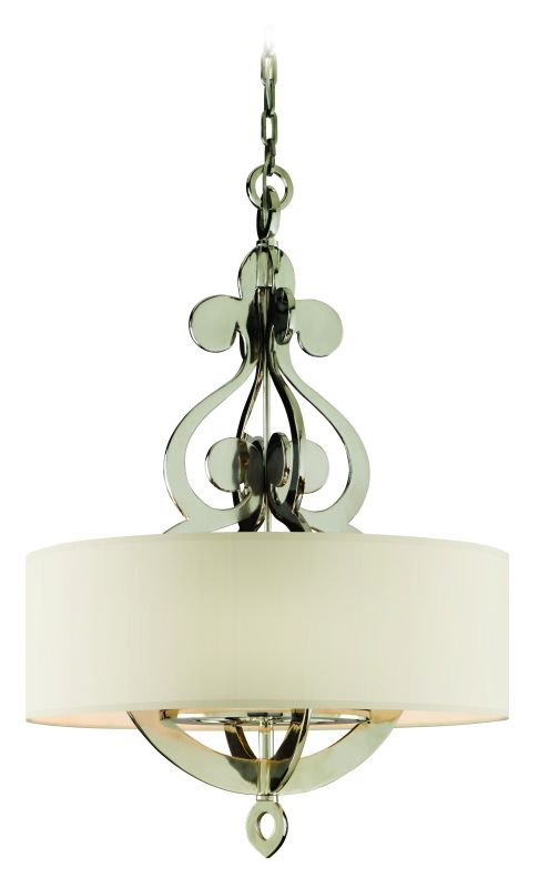 Corbett Lighting 102-48 Eight Light Hanging Pendant From The Olivia