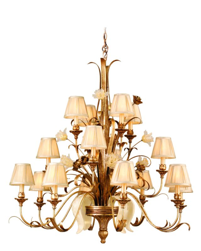 Corbett Lighting 49-016 Chandelier from the Tivoli Collection Tivoli Sale $5850.00 ITEM#: 526344 MODEL# :49-016 UPC#: 782042648791 :