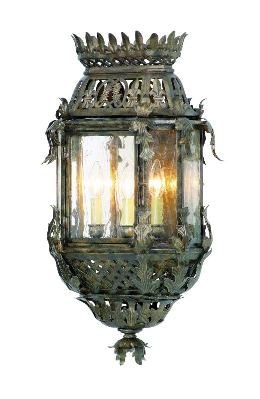 Corbett Lighting 59-22 Three Light Outdoor Wall Sconce from the