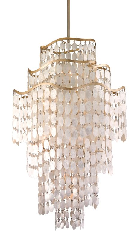 Corbett Lighting 109-719 Dolce 19 Light Chandelier with Hand Crafted Sale $5692.00 ITEM#: 1356858 MODEL# :109-719 UPC#: 782042971905 :