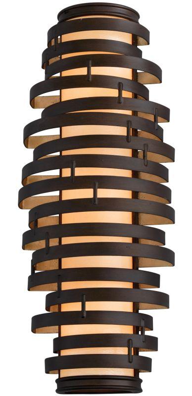 Corbett Lighting 113-13 Vertigo 3 Light Modern Wall Sconce with Hand