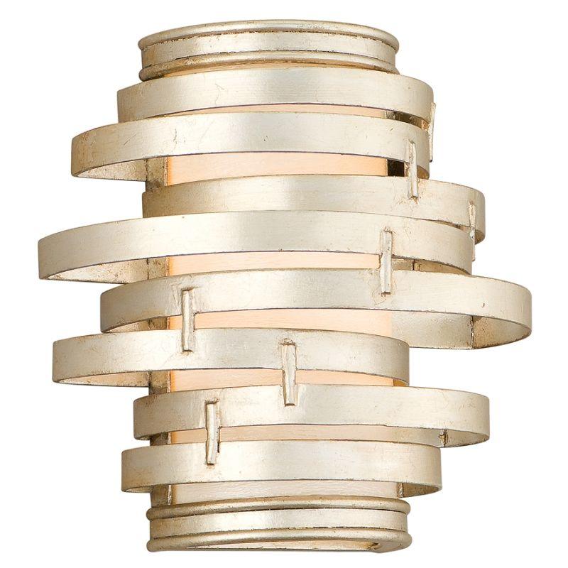 Corbett Lighting 128-11-F Vertigo 1 Light Modern Wall Sconce with Hand