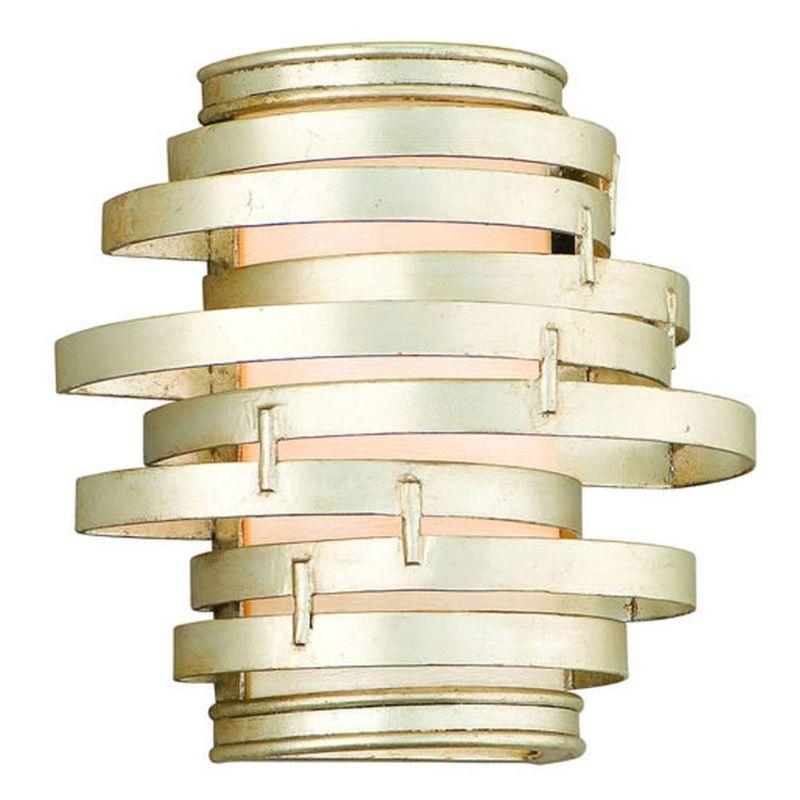 Corbett Lighting 128-13-F Vertigo 3 Light Modern Wall Sconce with Hand