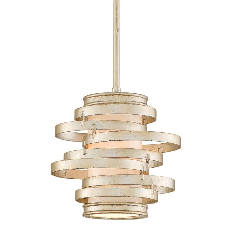 Corbett Lighting 128-41-F Vertigo 1 Light Modern Pendant with Hand