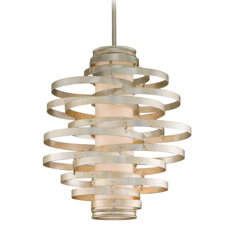 Corbett Lighting 128-43 Vertigo 3 Light Modern Pendant with Hand Sale $1560.00 ITEM#: 1356982 MODEL# :128-43 UPC#: 782042750555 :