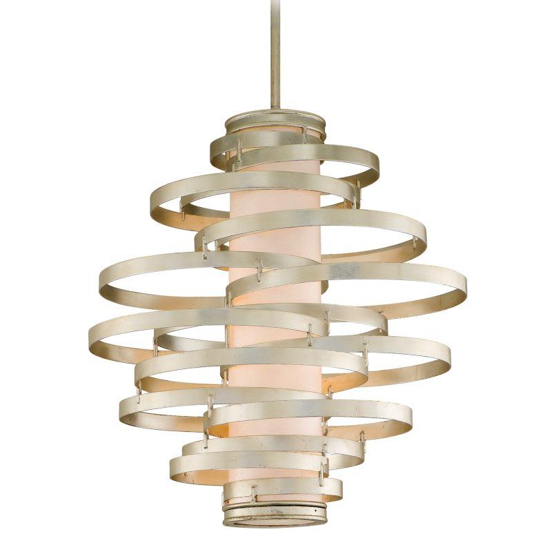 Corbett Lighting 128-44 Vertigo 4 Light Modern Pendant with Hand